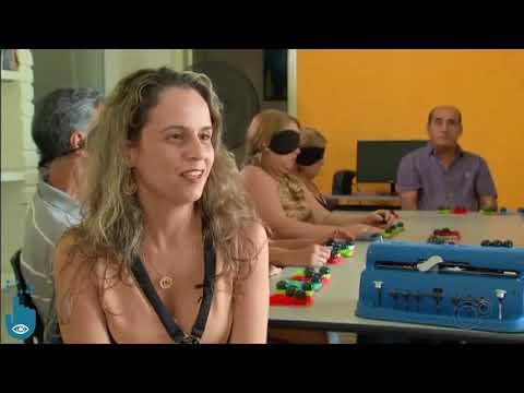Projeto Enxergando o Futuro Reportagem TV TEM Bauru 21 01 20