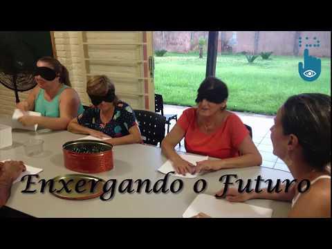 Projeto Enxergando o Futuro- Aula de Braille