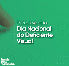 Dia nacional do deficiente visual