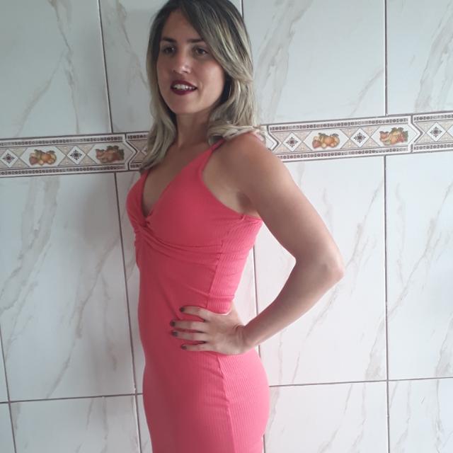Foto da nossa aluna Tânia